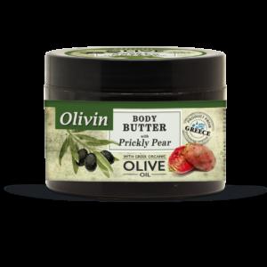 Tělové olivové máslo