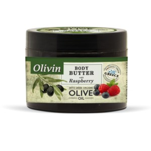 Tělové olivové máslo na tělo